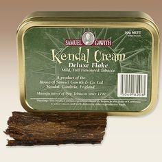 http://www.pipesandcigars.com/pipe-tobacco/73060/samuel-gawith-kendal-cream-deluxe-flake/