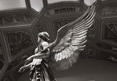 """Angel of music, speak I listen, stay by my side, guide me""..."