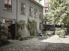 Bostadsrätt, Sprängkullsgatan 3A - Haga, Göteborg - Entrance Fastighetsmäkleri Exterior, Rum, Entrance, Blog, Gardens, Houses, Historia, Pictures, Entryway
