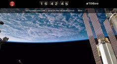 Se você já se perguntou como seria a vista da Terra a partir do espaço juntamente com uma trilha sonora dos Pink Floyd, não procure mais. A banda está em contagem decrescente para o lançamento de algo nesta terça-feira (20 de maio), e está a usar uma vista deslumbrante da Estação Espacial Internacional para o fazer.