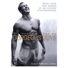 Mammoth Book of Gorgeous Guys now featured on Fab.