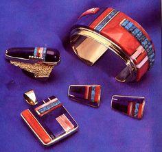 Charles Loloma | American Indian Jewelry « De Jeunes Gens Modernes