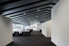 SUGAWARADAISUKE, Takeshi Nakasa / Nacása & Partners Inc. · Office in Forest / Aquaplannet Headquarters Building · Divisare