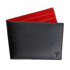 wurkin rfid wallet black-red