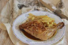 Pollo al ajo y pimentón | La cocina perfecta