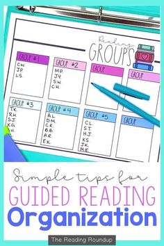 The Ultimate Guide for Getting Started with Reading Small Groups