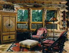 Western Rustic Cabin @ Country State of Mind