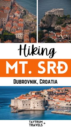 Budget travel is tougher in Dubrovnik than in the rest of Croatia. Check out this FREE activity: Hiking Mt Srd for the best view. Learn everything you need to know about the hike here. #hikecroatia #traveltolearn Sweden Travel, Norway Travel, Spain Travel, Italy Travel, Europe Destinations, Europe Travel Tips, European Travel, Budget Travel, Life Inspiration