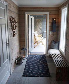 Cabin Lighting, Mudroom, Room Decor, Cottage, Barn, Windows, Interior, Instagram, Home