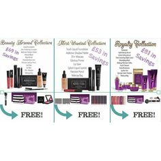 Oh My Goodness look at those savings !!!! Order your collection @ http://ift.tt/2eGFu2A #share #younique