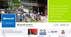 How Microsoft Does Online Recruitment and Employer Branding http://linkhumans.com/blog/online-recruitment-employer-branding-microsoft-case-study#