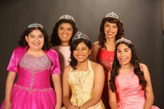 "Quinceanera Experience of ""EMPOWERMENT THROUGH CELEBRATION"" with students from The Los Angeles Leadership Academy - Isabella Wall"