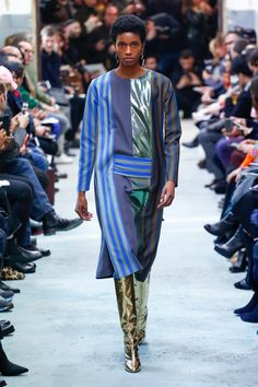 Arthur Arbesser Fall 2018 Ready-to-Wear Collection - Vogue