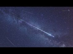 ScienceCasts: NASA on the Lookout for a New Meteor Shower on May 5, 2014 Sky watchers in North America could witness a new meteor shower on May 24th when, for the first time, Earth passes through a cloud of dust from periodic comet 209P/LINEAR.