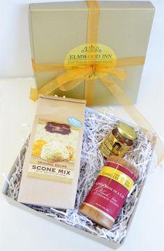 Tea & Scones Gift Box