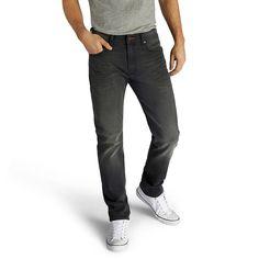Men's Lee Modern Series Slim Tapered Jeans, Size: 30X32, Beige Oth