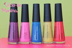 Vício de Menina: Coleção Entre Nessa Onda da Avon Color Trend