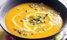 Great Recipes, Soup Recipes, Vegetarian Recipes, Dessert Recipes, Soup Dish, Portuguese Recipes, Food Inspiration, Delish, Curry