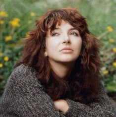 """virgodura: """" thisaintnomuddclub: """" Kate Bush photographed by her brother John Carder Bush. Taken from his new book Kate: Inside the Rainbow. """" """"When I was first happening, the only other female on the. Divas, Queen Kate, Jennifer Connelly, Rachel Weisz, Vintage Mode, Vintage Music, Female Singers, Celebs, Celebrities"""