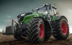 Highlights | Fendt 1000 Vario | Tractors | Products - AGCO GmbH
