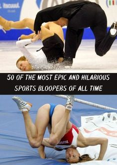 We love sports because it helps us get an escape from the world around us and look at something that provides a sense of belonging and a connection to a wider world. #50 #Epic #Hilarious #SportsBloopers