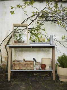 Gartentrends- und Ne