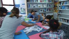 Arona (Biblioteca Cabo Blanco) y sus Bibliosolidarias