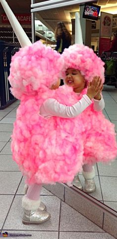 Malia: This is my beautiful and fun two year old Janiya wearing this awesome costume. I originally wanted to buy one but I did that last year thinking I got her...