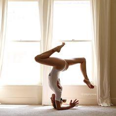 forearm balance # yoga
