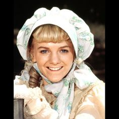 Nellie Oleson from Little House on the Prairie looks like Joffrey with a bonnet on.