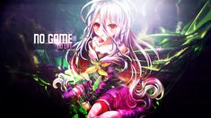 No Game No Life / NGNL / Shiiro/ sweet / Shiiro, I Love YOU