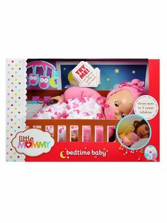 Fisher-Price Little Mommy Bedtime Baby Doll by Fisher-Price. $49.99
