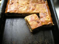 Cooking with Yiddishe mama: Hungarian style apple-pie bars