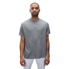 Alexander Wang High Mock Neck T-Shirt