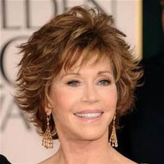 jane fonda hairstyle more - Bing Images | Hair & Beauty | Pinterest