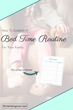 Bed Time Routine