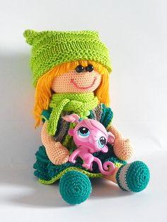 Кукла Варюшка