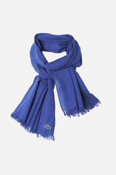 b74a7c4bc532  Lacoste  scarf for  men Lacoste Polo