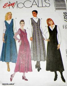 Uncut Sewing Pattern Out Of Print McCalls by hookandneedlepattern, $4.00