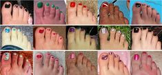 Whether the big toe is longer or shorter than the second toe is influenced by genetics, but it may be determined by more than one gene, or by a combination of genetics and the environment. You should not use toe length to demonstrate basic genetics.