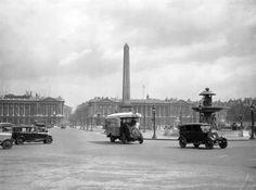Place de la Concorde, 1931.