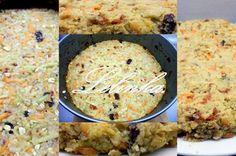 Kuskusový koláč  Couscous cake