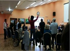 Women in the local body in Tel Aviv gather for a special time of ministry with Pastor Dotty Schmitt of Immanuel's Church in Washington D. Tel Aviv, In The Heart, The Locals, Washington Dc, Ministry, Women, Pastor, Women's