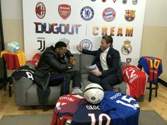 Mega Deal! Dbanj Partners With Dugout In UK See More.. http://ift.tt/2iD2WGm  Dbanj has partnered with Dugout in UK to see football fans across Nigeria and Africa get exclusive BTS actions live at their favourite clubs in Europe as well as present the fans opportunities to meet their favourite superstars in locker rooms Dugout offers best unique & exclusive behind the scenes content from the worlds best clubs & players all in one place. has was created by some of the worlds biggest footballs…