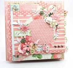 Graphic 45 - Botanical Tea Mini Album