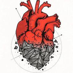 """""""Dar-lhes-ei um só coração, espírito novo porei dentro deles; tirarei da sua carne o coração de pedra e lhes darei coração de carne;"""" Ezequiel 11:19"""