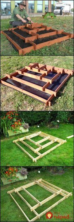 Záhradník, ktorý sa stará o záhrady klientov už roky, vybral tie najlepšie tipy, ako užiť záhradu a záhradkárčenie naplno. Nepotrebujete pritom žiadne drahé riešenia, mnohokrát si dokážete poradiť aj s tým, čo nájdete okolo seba – drevo, staré dvere, tehly a ďalšie iné nápady, s ktorými v záhrade vytvoríte divy. Jeden lepší ako druhý! 1....