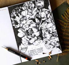 #Regram via @ilya_petruk #inkdrawing #inkdrawings #penandinkdrawing #worksonpaper #sketchbookdrawing #illustration #dibujo