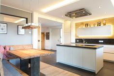House Kato - Rustic - Kitchen - other metro - by Manuel Benedikter Architetto