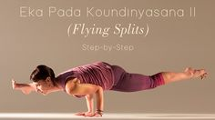 Ready to fly? This pose is challenging, but here's a breakdown...